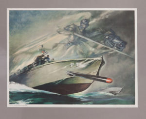 Artist Unknown ELCO PT...World_s Fatest PT Boats 1943