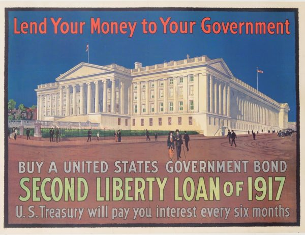 Artist Unknown Lend Your Money to Your Government