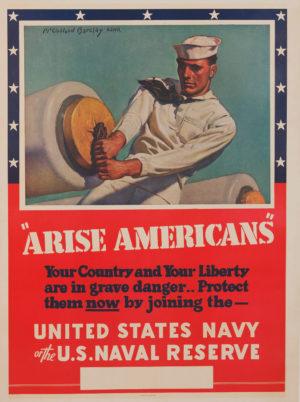 Barclay, McClelland Arise Americans 1941