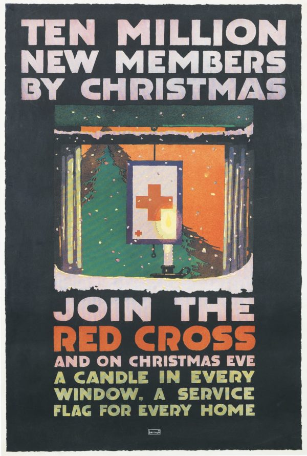 BrittonTen Million New Members by Christmas 1918