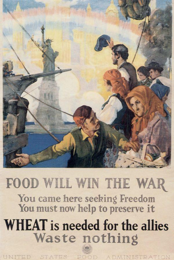 Chambers Food Will Win the War 1918 -2
