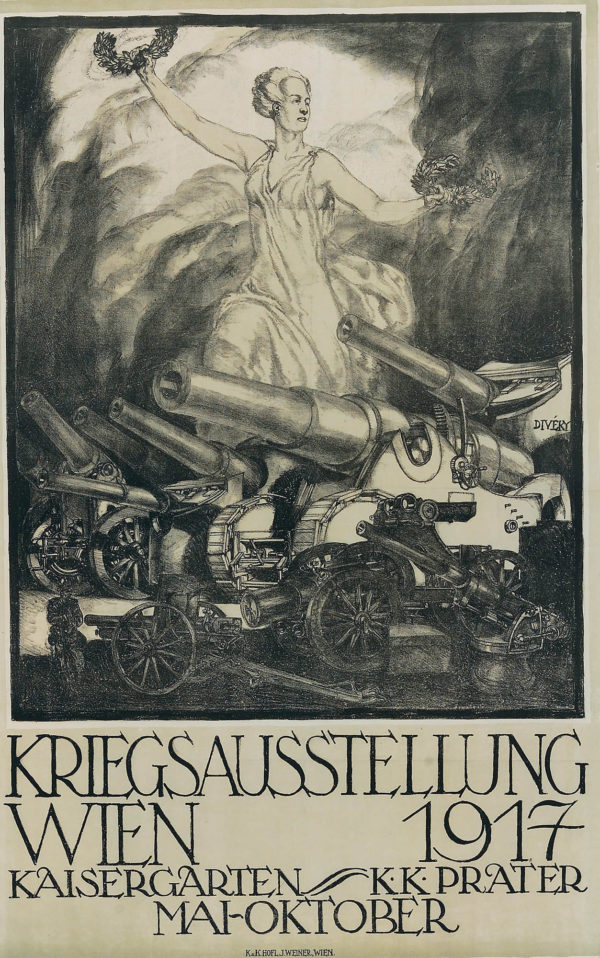 Divery War Exhibition 1917