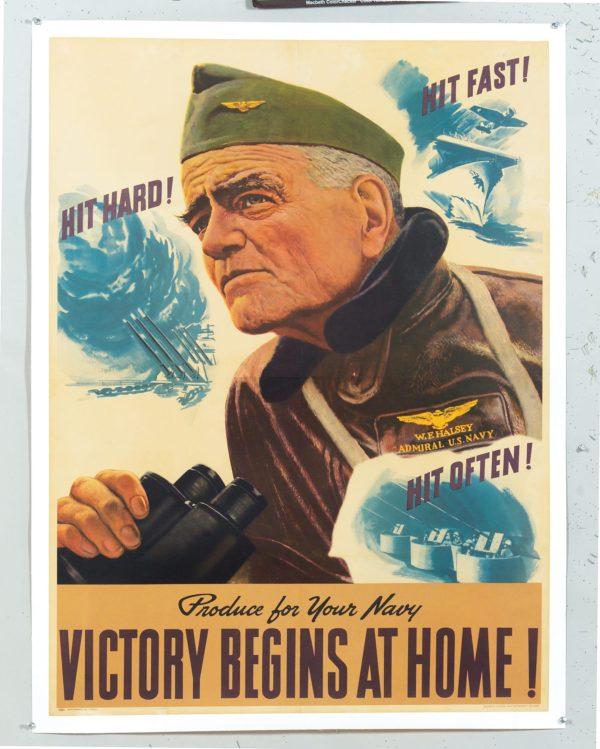 Falter, John Hit Hard! Hit Fast! Hit Often! 1944