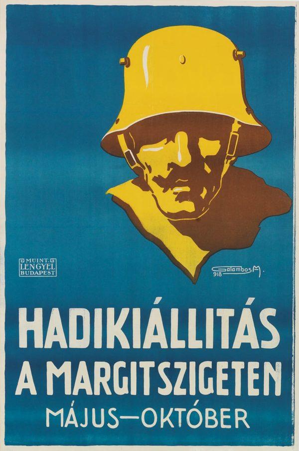 Galambos War Exhibition May-October 1918