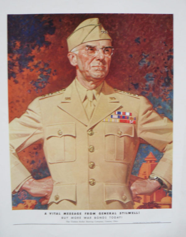 Leyendecker, Joseph A Vital Message from General Stillw