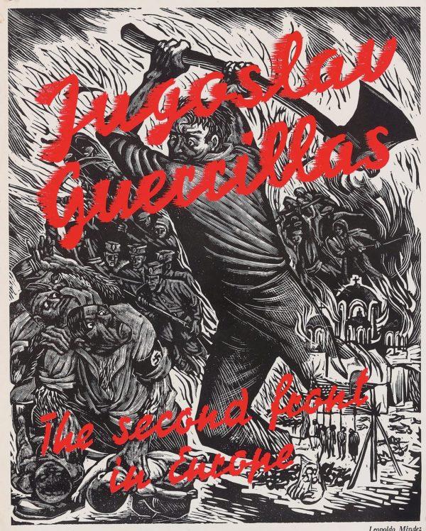 Mendez, Leopoldo Jugoslav Guerrillas The Secon