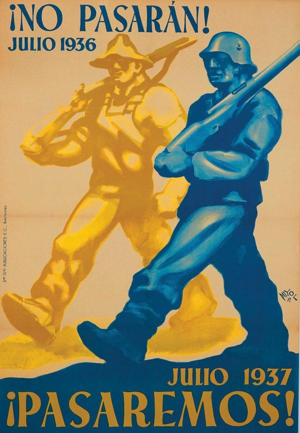 Puyol No Pasaran 1937