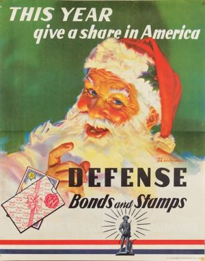 Wilkinsons This Year Give a Share in America 1941