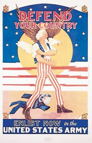 Woodburn, Tom Defend Your Country - Enlist Now 1940