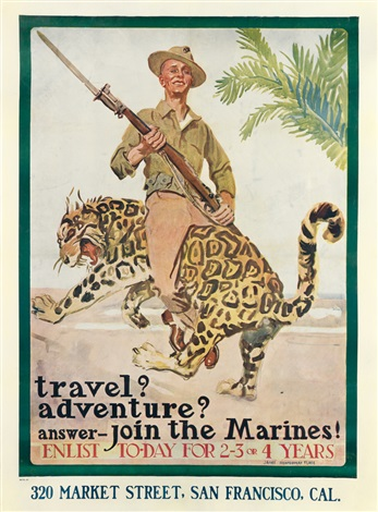 james-montgomery-flagg-travel-adventure-join-the-marines!-circa-1918